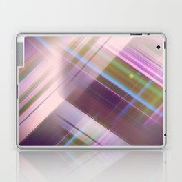 Layer Cake in Purple Laptop & iPad Skin