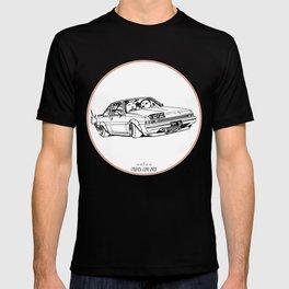 Crazy Car Art 0220 T-shirt