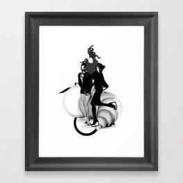 STYLE Framed Art Print