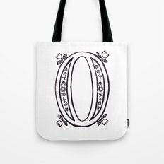 O is for Tote Bag
