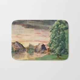 Albrecht Durer - The Watermill Bath Mat