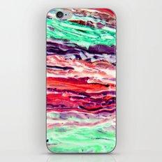 Wax #3 iPhone & iPod Skin