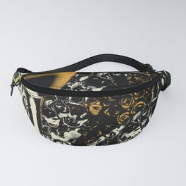 White wine Fanny Pack