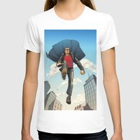 dracula T-shirts featuring Dracula by Eco Comics