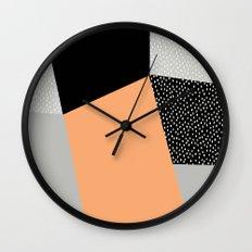 Fields 3 Wall Clock