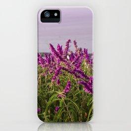 Lavender Wonderland iPhone Case