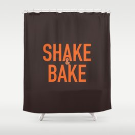 Shake and Bake Shower Curtain