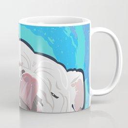 Bulldog Slurp Coffee Mug