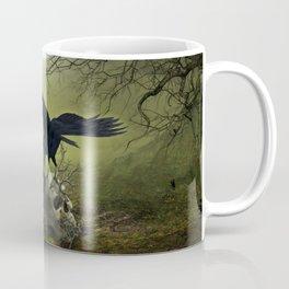 In the dark side Coffee Mug