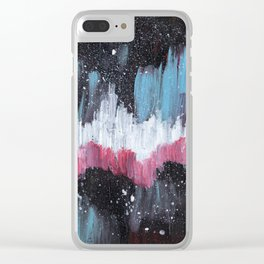 Dreamscape 38 Clear iPhone Case