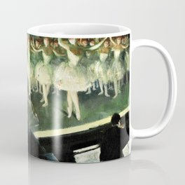 The White Ballet - Everett Shinn Coffee Mug