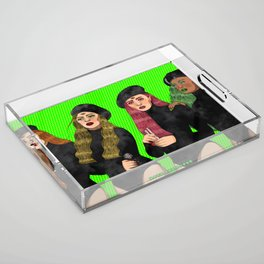 Witches like me Acrylic Tray