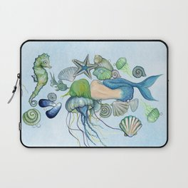 Atlantis Underwater World Laptop Sleeve