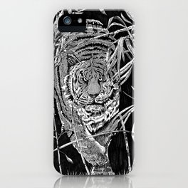 Move In Silence iPhone Case