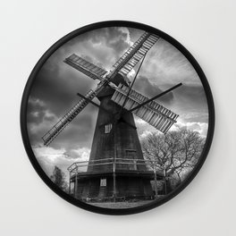 Davidson's Mill Wall Clock
