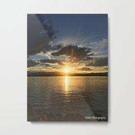 Lake Loveland Metal Print