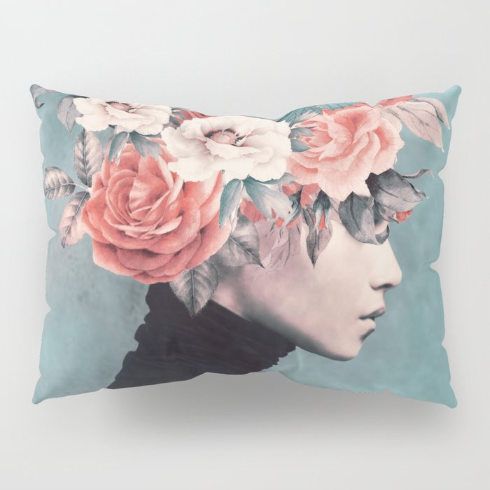 blooming 3 Pillow Sham