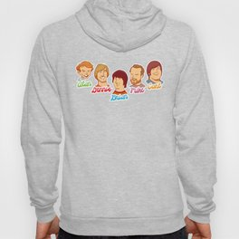 Alan & Dennis & Brian & Mike & Carl Hoody