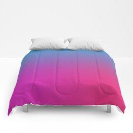 WIZARDS CURSE - Minimal Plain Soft Mood Color Blend Prints Comforters