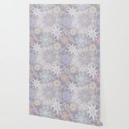 Silver Winter Wallpaper