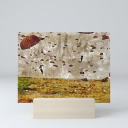 Operation Market Garden, WWII Mini Art Print