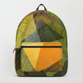 P24 Trees and Triangles Backpack