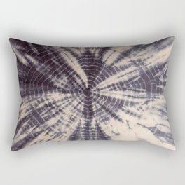 grey boho vibes Rectangular Pillow