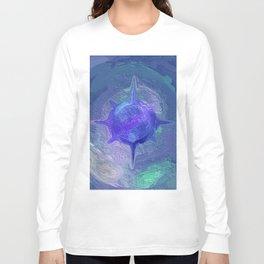 Abstract Mandala 350 Long Sleeve T-shirt