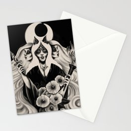 Hecate (Dark Goddess Series #4) Stationery Cards