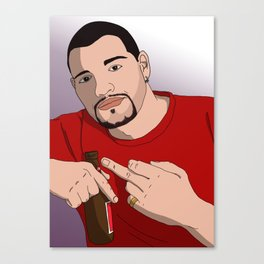 Angelo Canvas Print