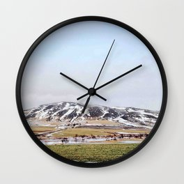 Stunning Wall Clock