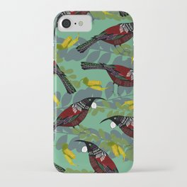 Tui Pattern iPhone Case