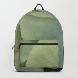 water green hydrangea Backpack