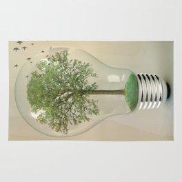 green ideas Rug