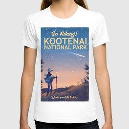 Kootenai national park Canada T-shirt