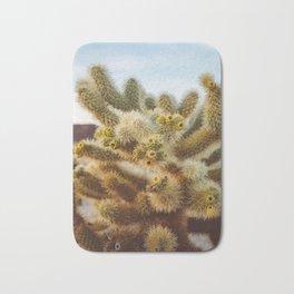 Cholla Cactus Garden IV Bath Mat