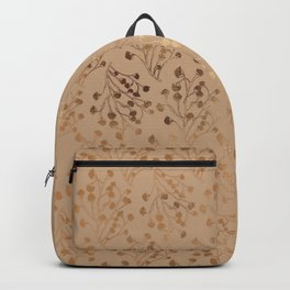 Bronzed Beauty Backpack