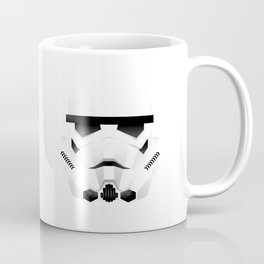 """WHITE TROOPER"" Coffee Mug"