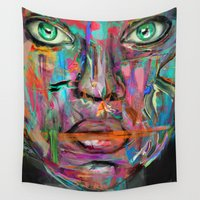 wonder Wall Tapestries featuring Wonder by Archan Nair