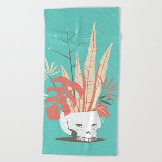 Still Life Beach Towel