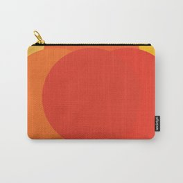 Sixties apple burst Carry-All Pouch