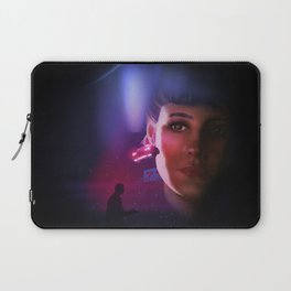 Rachael Blade Runner Poster Laptop Sleeve