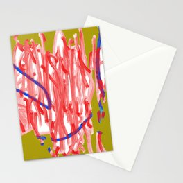 Down the Tube Stationery Cards