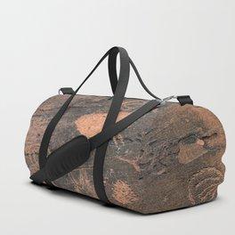 Desert Rock Art - Petroglyphs - II Duffle Bag