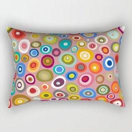 freckle spot blush Rectangular Pillow