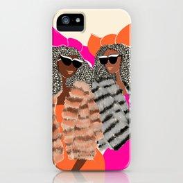 Lovely Friends for Lovely Birthdays iPhone Case
