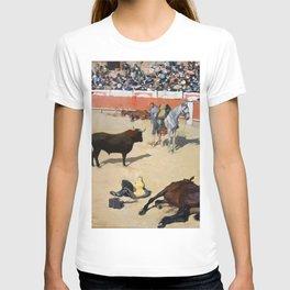 Ramon Casas - Bulls, Dead Horses - Digital Remastered Edition T-shirt