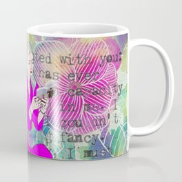 I must give you my thoughts, my mind, my dreams Coffee Mug