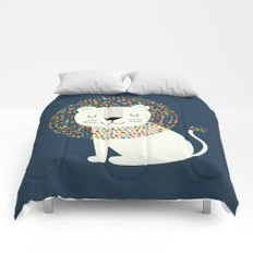 As A Lion Comforters