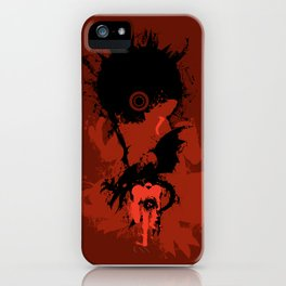 Battle for Planet Zebes iPhone Case